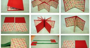 Make Christmas stars – creative decoration for the most beautiful party