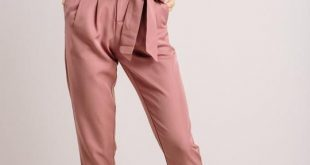 Ellery Paper Bag Pants