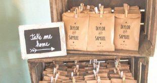 65 Eco Chic Brown Kraft Paper Wedding Ideas