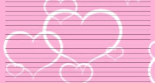 image about Valentine Stationery Free Printable called Printable Archives - Paper Do it yourself