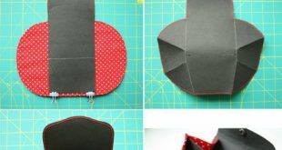 Purse kraft tex fabric tutorial - #Fabric #Kraft #Purse #Tex #Tutorial #wallet