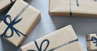 16 Gift Wrap Ideas that Prove the Wrapping is the Best Part (Curbly)