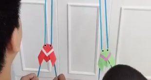 Diy Paper Toys For Kids