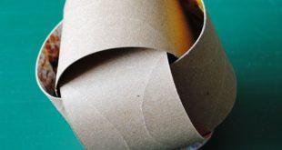 Easy DIY Craft Paper Orb Tutorial