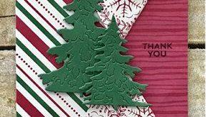 Handwerk von Beth: Weihnachten Danke