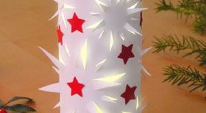 Idée créative : Photophore étoile              ... - #Creative #étoile #Idé...