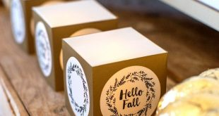 Paper Lantern for Fall Decor