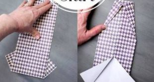 Two Ways to Make an Origami Shirt Father's Day Card