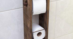Vintage Toilettenpapier Toilettenpapier … – #kultur #über #h … #WoodWorking