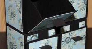 Vorlage für die Spenderbox und andere von peppercus-design: einzeln genau so sc...