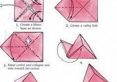 Want to know more about Origami Instructions #origamicraft #papercraft