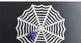 Wie man Papierspinnennetze macht https://christmas.yazilimyukle.com/wie-man-papierspinnennetz...