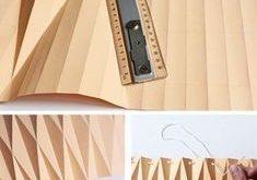 lampe origami 2 #OrigamiLamp