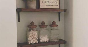 tolle 48 fantastische kleine badezimmerideen für wohnung #badezimmer